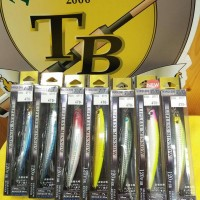 DUEL LIPLESS MINNOW 120